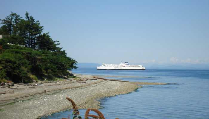 Powell River Ferry