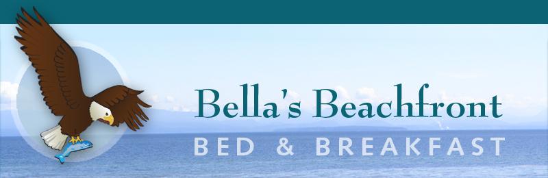 Bellas Beachfront Bed And Breakfast Logo